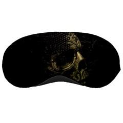 Skull Fantasy Dark Surreal Sleeping Masks by Amaryn4rt