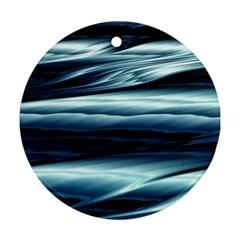 Texture Fractal Frax Hd Mathematics Ornament (round) by Amaryn4rt