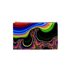 Wave Color Cosmetic Bag (small)  by Alisyart