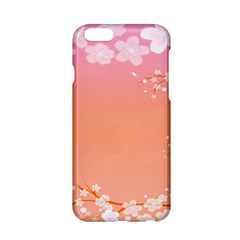 Flower Season Pink Purple Red Apple Iphone 6/6s Hardshell Case by Alisyart