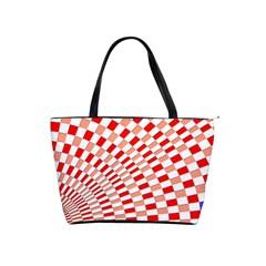 Graphics Pattern Design Abstract Shoulder Handbags