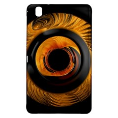 Fractal Mathematics Abstract Samsung Galaxy Tab Pro 8 4 Hardshell Case by Amaryn4rt