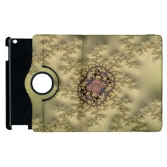 Fractal Art Colorful Pattern Apple Ipad 3/4 Flip 360 Case by Amaryn4rt