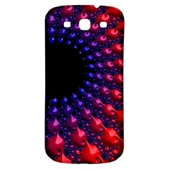 Fractal Mathematics Abstract Samsung Galaxy S3 S Iii Classic Hardshell Back Case by Amaryn4rt