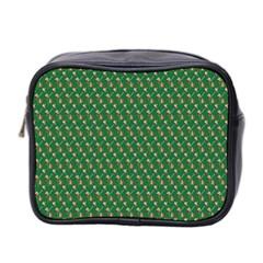 Candy Green Sugar Mini Toiletries Bag 2 Side by Alisyart