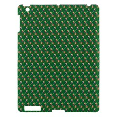 Candy Green Sugar Apple Ipad 3/4 Hardshell Case by Alisyart