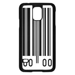 Code Data Digital Register Samsung Galaxy S5 Case (black)