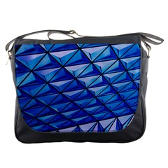 Lines Geometry Architecture Texture Messenger Bags