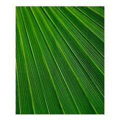 Green Lines Macro Pattern Shower Curtain 60  X 72  (medium)  by Amaryn4rt