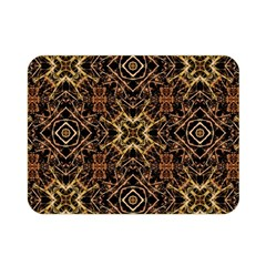 Tribal Geometric Print Double Sided Flano Blanket (mini)  by dflcprints