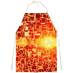 Board Conductors Circuit Full Print Aprons by Amaryn4rt