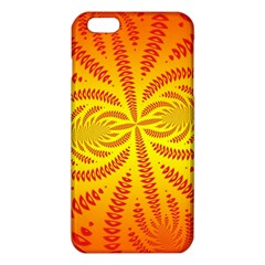 Background Brush Particles Wave iPhone 6 Plus/6S Plus TPU Case by Amaryn4rt