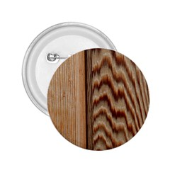 Wood Grain Texture Brown 2 25  Buttons by Amaryn4rt