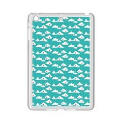 Cloud Blue Sky Sea Beach Bird Ipad Mini 2 Enamel Coated Cases by Alisyart