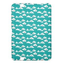 Cloud Blue Sky Sea Beach Bird Kindle Fire Hd 8 9  by Alisyart