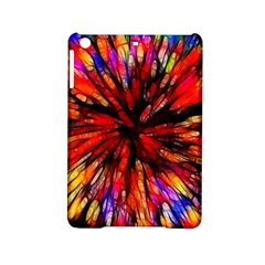 Color Batik Explosion Colorful Ipad Mini 2 Hardshell Cases by Amaryn4rt