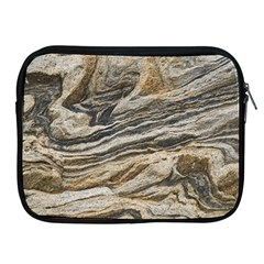 Rock Texture Background Stone Apple Ipad 2/3/4 Zipper Cases