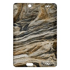 Rock Texture Background Stone Amazon Kindle Fire Hd (2013) Hardshell Case by Amaryn4rt
