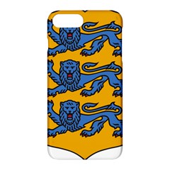 Lesser Arms of Estonia  Apple iPhone 7 Plus Hardshell Case by abbeyz71