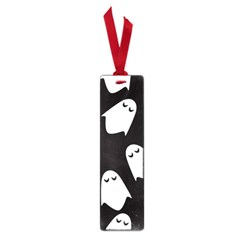 Ghost Halloween Pattern Small Book Marks by Amaryn4rt