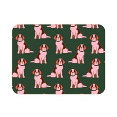 Dog Animal Pattern Double Sided Flano Blanket (mini)  by Amaryn4rt