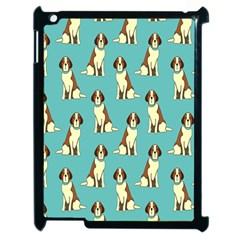 Dog Animal Pattern Apple Ipad 2 Case (black)