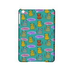 Meow Cat Pattern Ipad Mini 2 Hardshell Cases