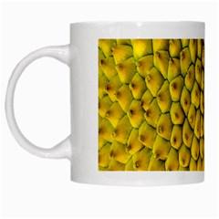 Jack Shell Jack Fruit Close White Mugs