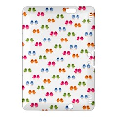 Pattern Birds Cute Design Nature Kindle Fire Hdx 8 9  Hardshell Case by Amaryn4rt