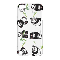 Panda Tile Cute Pattern Apple Ipod Touch 5 Hardshell Case