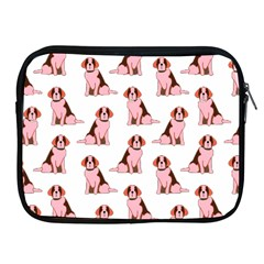 Dog Animal Pattern Apple iPad 2/3/4 Zipper Cases