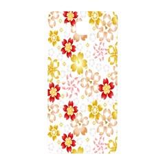 Flower Arrangements Season Rose Gold Samsung Galaxy Alpha Hardshell Back Case by Alisyart