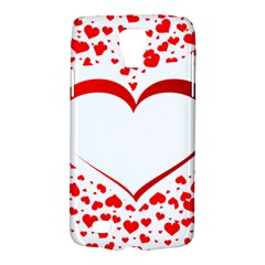Love Red Hearth Galaxy S4 Active by Amaryn4rt