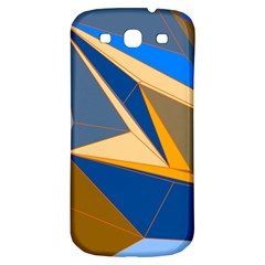 Abstract Background Pattern Samsung Galaxy S3 S Iii Classic Hardshell Back Case