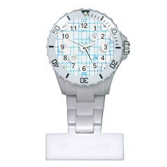 Icon Media Social Network Plastic Nurses Watch by Amaryn4rt