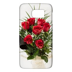 Red Roses Roses Red Flower Love Galaxy S6 by Amaryn4rt