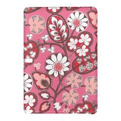 Flower Floral Red Blush Pink Samsung Galaxy Tab Pro 10 1 Hardshell Case by Alisyart