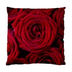 Roses Flowers Red Forest Bloom Standard Cushion Case (One Side)