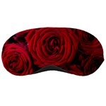 Roses Flowers Red Forest Bloom Sleeping Masks