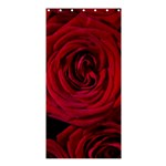 Roses Flowers Red Forest Bloom Shower Curtain 36  x 72  (Stall)