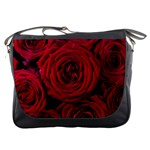 Roses Flowers Red Forest Bloom Messenger Bags