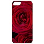 Roses Flowers Red Forest Bloom Apple iPhone 5 Classic Hardshell Case
