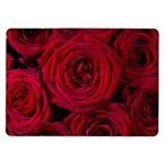 Roses Flowers Red Forest Bloom Samsung Galaxy Tab 10.1  P7500 Flip Case
