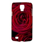Roses Flowers Red Forest Bloom Galaxy S4 Active