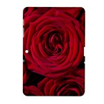 Roses Flowers Red Forest Bloom Samsung Galaxy Tab 2 (10.1 ) P5100 Hardshell Case