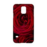 Roses Flowers Red Forest Bloom Samsung Galaxy S5 Hardshell Case