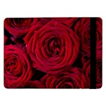 Roses Flowers Red Forest Bloom Samsung Galaxy Tab Pro 12.2  Flip Case
