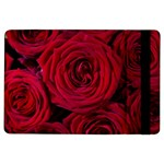 Roses Flowers Red Forest Bloom iPad Air Flip