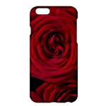 Roses Flowers Red Forest Bloom Apple iPhone 6 Plus/6S Plus Hardshell Case