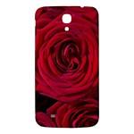 Roses Flowers Red Forest Bloom Samsung Galaxy Mega I9200 Hardshell Back Case